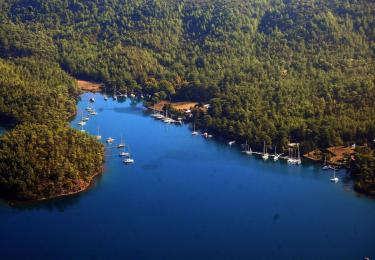 Marmaris Datca Marmaris Air Conditioning Cabin Tours - Blue Cruise,Light Tours Blue Cruise, Blue Cruise, Discount Tours,Orhaniye Blue Tour 252