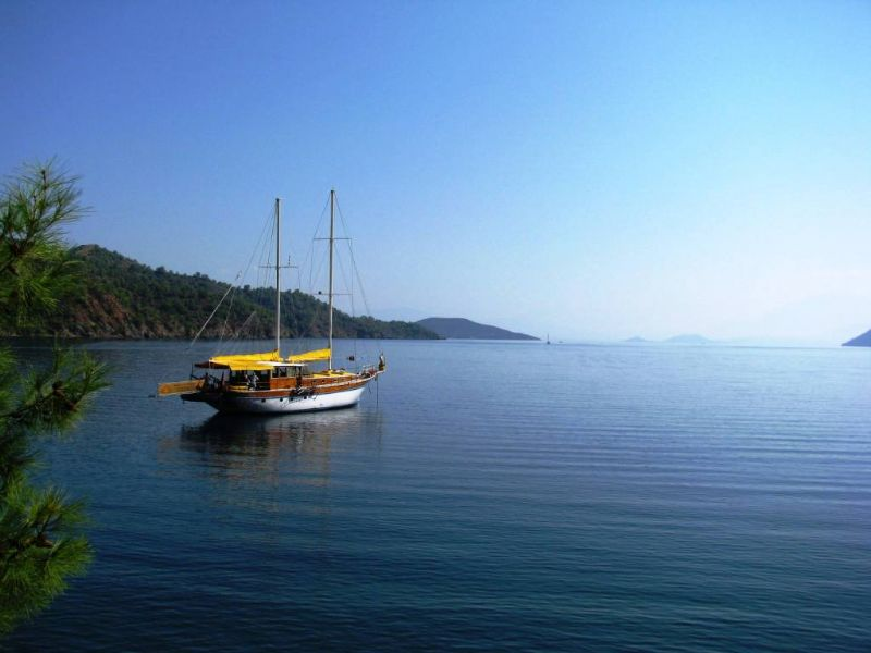Bodrum Karacasogut Mini Cabin Tour - Blue Cruise,Light Tours Blue Cruise, Blue Cruise, Discount Tours 266