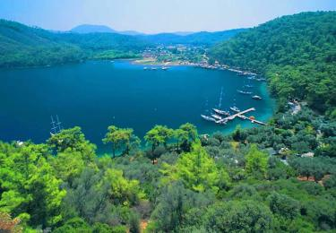 Bodrum Karacasogut Mini Cabin Tour - Blue Cruise,Light Tours Blue Cruise, Blue Cruise, Discount Tours,Cabin Charter 270