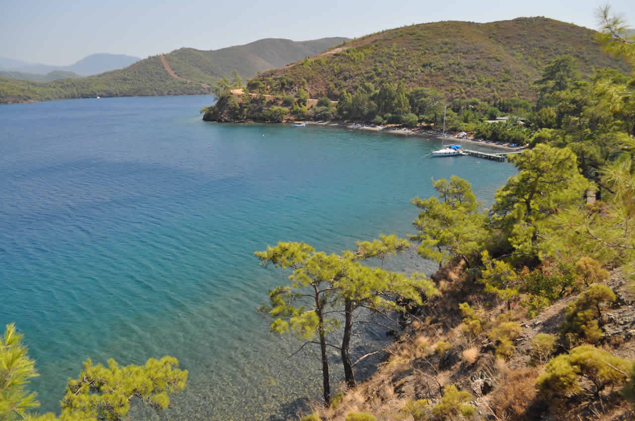 Karacasogut Bodrum Mini Cabin Tour - Blue Cruise,Light Tours Blue Cruise, Blue Cruise, Discount Tours,Bodrum Light Tours Blue Cruise 283