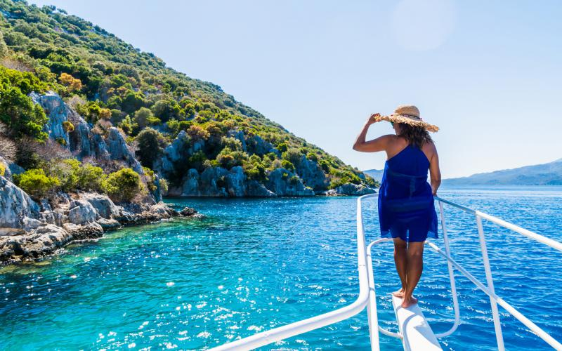 Bodrum Mikanos Mini Cabin Tour - Blue Cruise,Light Tours Blue Cruise, Blue Cruise, Discount Tours,Yacht Charter 304