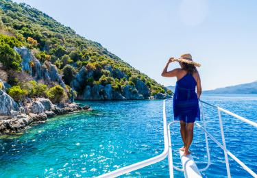 Bodrum Mikanos Mini Cabin Tour - Blue Cruise,Light Tours Blue Cruise, Blue Cruise, Discount Tours,Mykonos Blue Tour 304