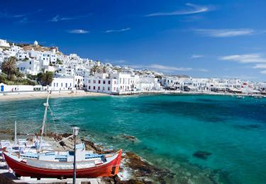 Mykonos Mini Cabin Tour - Blue Cruise,Light Tours Blue Cruise, Blue Cruise, Discount Tours 314