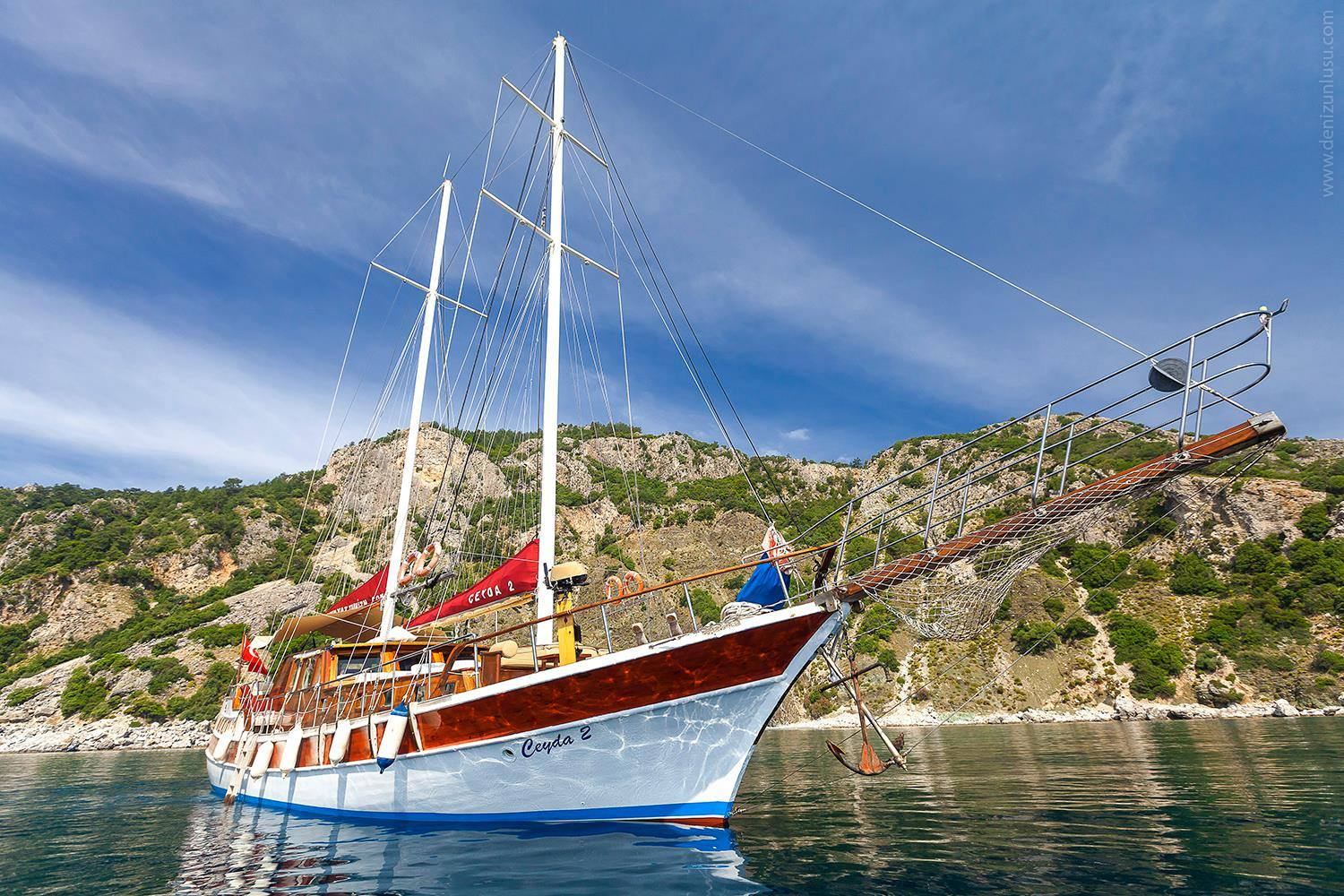 Fethiye Olympos Mini Cabin Tour - Blue Cruise,Light Tours Blue Cruise, Blue Cruise, Discount Tours,Oludeniz Blue Tour 342