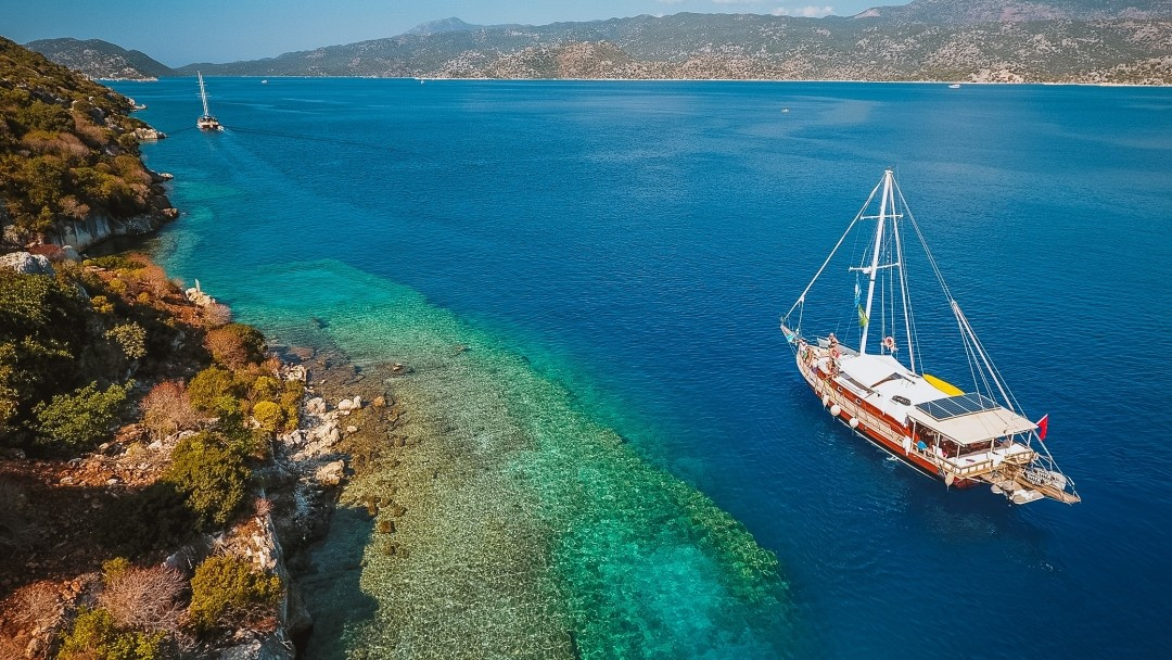 Fethiye Olympos Mini Cabin Tour - Blue Cruise,Light Tours Blue Cruise, Blue Cruise, Discount Tours,Oludeniz Blue Tour 337