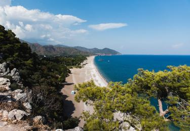 Fethiye Olympos Mini Cabin Tour - Blue Cruise,Light Tours Blue Cruise, Blue Cruise, Discount Tours,Oludeniz Blue Tour 341