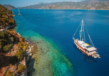 Fethiye Olympos Mini Cabin Tour - Blue Cruise,Light Tours Blue Cruise, Blue Cruise, Discount Tours,Bodrum Mikanos 337