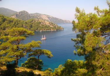 Olimpos Fethiye Mini Cabin Tour - Blue Cruise,Light Tours Blue Cruise, Blue Cruise, Discount Tours,Fethiye Blue Tour 346