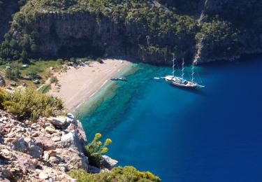 Olimpos Fethiye Mini Cabin Tour - Blue Cruise,Light Tours Blue Cruise, Blue Cruise, Discount Tours,Fethiye Blue Tour 352