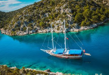 Olimpos Fethiye Mini Cabin Tour - Blue Cruise,Light Tours Blue Cruise, Blue Cruise, Discount Tours 348