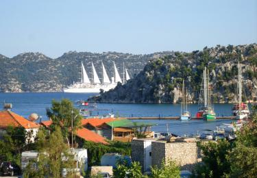 Antalya Kekova Antalya Cabin Tours - Blue Cruise,Light Tours Blue Cruise, Blue Cruise, Discount Tours,Cabin Charter 365