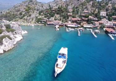 Antalya Kekova Antalya Cabin Tours - Blue Cruise,Light Tours Blue Cruise, Blue Cruise, Discount Tours,Cabin Charter 362