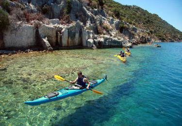 Kemer Kekova Kemer Cabin Cruise - Blue Cruise,Light Tours Blue Cruise, Blue Cruise, Discount Tours 173