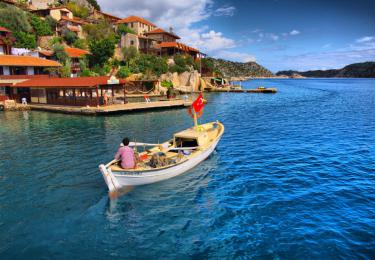 Kemer Kekova Kemer Cabin Cruise - Blue Cruise,Light Tours Blue Cruise, Blue Cruise, Discount Tours 178