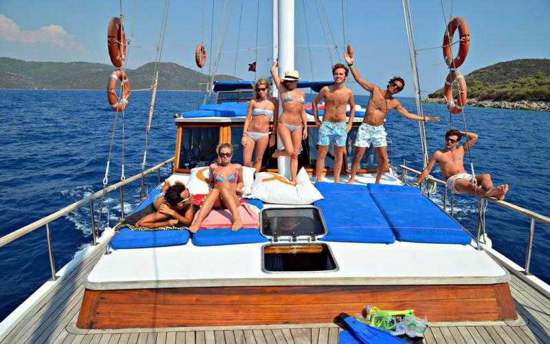 Marmaris - Simi - Rhodes - Marmaris (Greek Islands) Cabin Cruise - Blue Cruise,Light Tours Blue Cruise, Blue Cruise, Discount Tours,Cabin Charter Blue Tour 190
