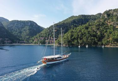 Holiday X (Holiday 10),Light Tours Blue Cruise, Gulet Charter, Yacht Charter,Merve 2 Gulet 2878