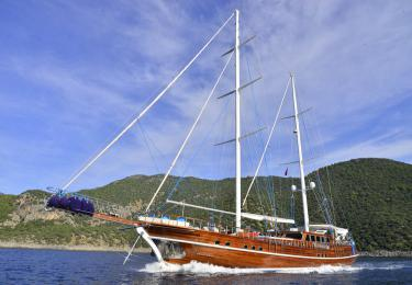 Lycian Queen gocek bodrum fethiye синий тур легкие туры яхты,Light Tours Blue Cruise, Gulet Charter, Аренда яхт,аренда Gulet 1421
