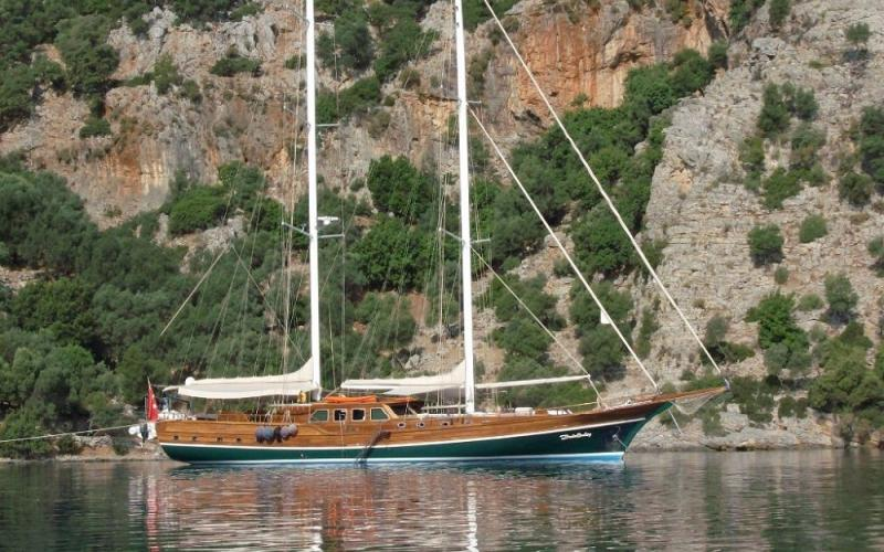Bedia Sultan Gulet,Light Tours Blue Cruise, Gulet Charter, Yacht Charter,Yacht Charter Turkey 145