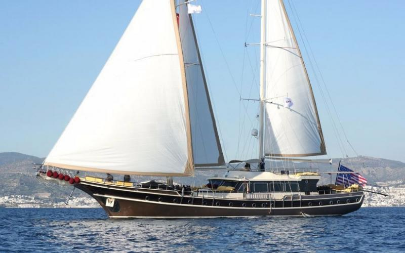 Double Eagle gulet  bodrum blue tour yachts light tours yachting