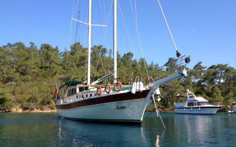 gulet bodrum blue cruise light tours yachts