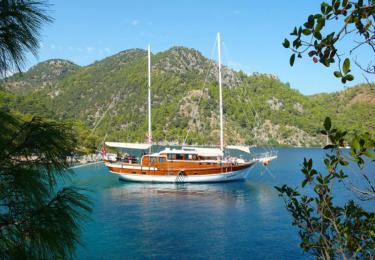 Dogukan A gulet marmaris yacht rental light tours yachts