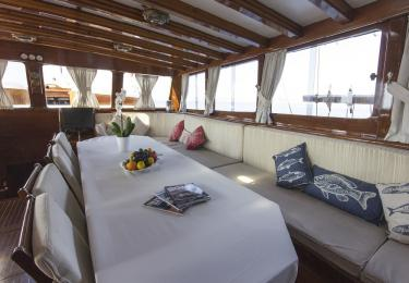 Sunworld 9 bodrum gulet charter blue cruise light tours yachts