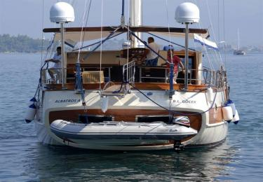 Albatrosa gulet gocek yacht charter light tours,Light Tours Blue Cruise, Gulet Charter, Yacht Charter 1697