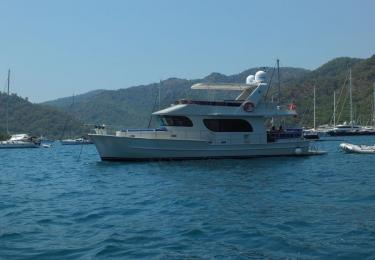 FLY Trawler yachting,Light Tours Blue Cruise, Gulet Charter, Yacht Charter 158