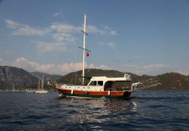 E.Petekkaya gulet  bodrum blue cruise excursion light tours yacht charter
