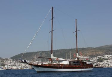 Luna gulet bodrum yacht light tours blue cruise tour