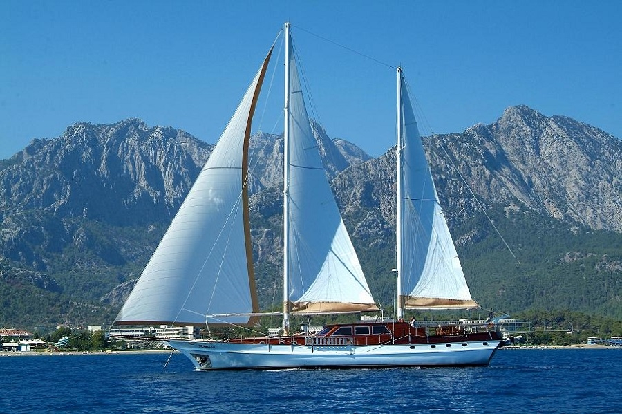 Arabella gulet gocek bodrum чартер яхт синие круизные яхты,Light Tours Blue Cruise, Gulet Charter, Аренда яхт,Bodrum Yachting 2400