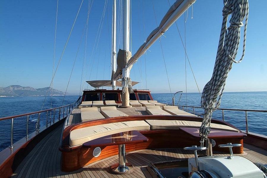 Arabella gulet gocek bodrum чартер яхт синие круизные яхты,Light Tours Blue Cruise, Gulet Charter, Аренда яхт,Bodrum Yachting 2399
