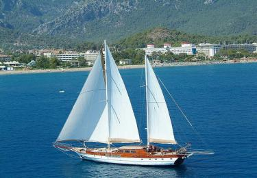 Arabella gulet gocek bodrum чартер яхт синие круизные яхты,Light Tours Blue Cruise, Gulet Charter, Аренда яхт,Bodrum Yachting 2396
