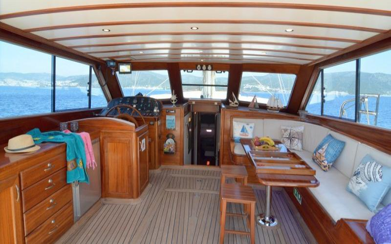 Zorbas gulet bodrum yacht charter light tours blue cruise yachts