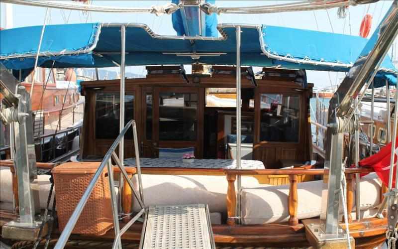 Merve 2 gulet bodrum yacht charter private boat light tours yacht charter agency