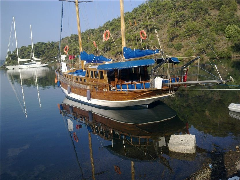 Merve 2 gulet bodrum yacht charter private boat light tours yacht charter agency,Light Tours Blue Cruise, Gulet Charter, Yacht Charter,Merve 2 Gulet 2506