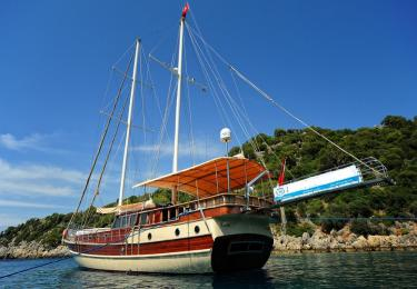 Hasay gulet fethiye yacht charter light tours blue cruise yachts,Light Tours Blue Cruise, Gulet Charter, Yacht Charter,Hasay 2540