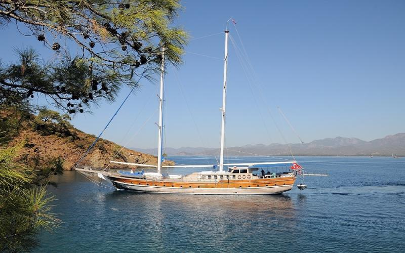 Princess Selin fethiye yacht rental, light tours yachts, blue cruise trip, blue tours,Light Tours Blue Cruise, Gulet Charter, Yacht Charter,Private Yachts 2598