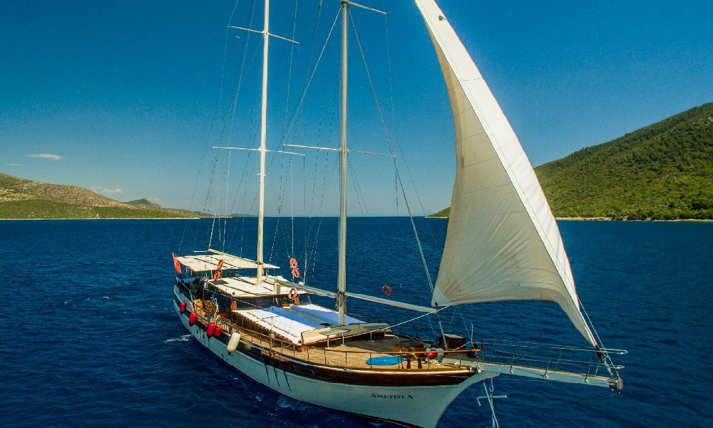 Ametist A fethiye yacht rental, light tours rental boats, blue cruise trip,Light Tours Blue Cruise, Gulet Charter, Yacht Charter,Bodrum Yachts Charter 2613