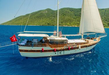 Ametist A fethiye yacht rental, light tours rental boats, blue cruise trip,Light Tours Blue Cruise, Gulet Charter, Yacht Charter,Boat Rental For Amethyst 2611
