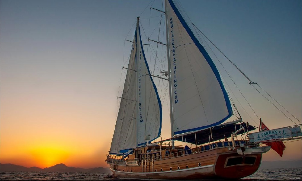 Tarkan 5 blue tours, boat rental, blue cruise trips, light tours yachts,Light Tours Blue Cruise, Gulet Charter, Yacht Charter,Fethiye Tarkan 5 Yacht 2630