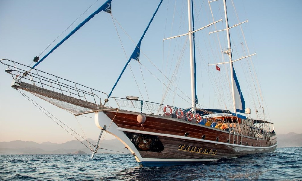 Tarkan 5 blue tours, boat rental, blue cruise trips, light tours yachts,Light Tours Blue Cruise, Gulet Charter, Yacht Charter,Fethiye Rental Boat 2626