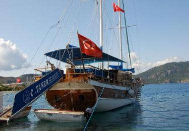 C Taner marmaris rental yacht, light tours yacht rental, gulet rental, blue cruise,Light Tours Blue Cruise, Gulet Charter, Yacht Charter,C Taner Yacht 2646