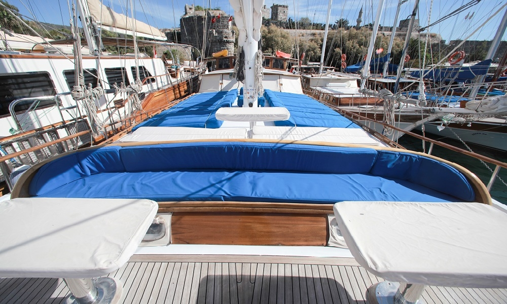 Sultan A bodrum rental boat, light tours blue cruise trip, rental yachts,Light Tours Blue Cruise, Gulet Charter, Yacht Charter,Bodrum Sultan Gulet 2657