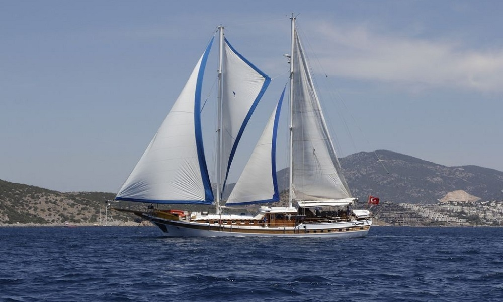 Sultan A bodrum rental boat, light tours blue cruise trip, rental yachts,Light Tours Blue Cruise, Gulet Charter, Yacht Charter 2663