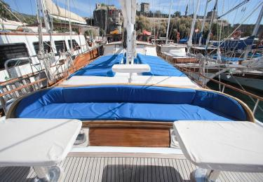 Sultan A bodrum rental boat, light tours blue cruise trip, rental yachts,Light Tours Blue Cruise, Gulet Charter, Yacht Charter,Bodrum Blue Cruise 2657