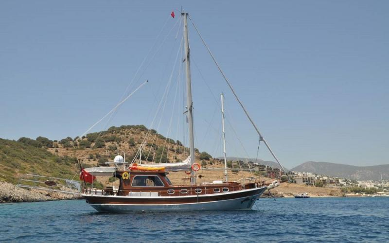 Zehra Hanım bodrum rental yachts, boat rental, light tours yacht rental, blue cruise,Light Tours Blue Cruise, Gulet Charter, Yacht Charter,Yacht Charter Turkey 2677