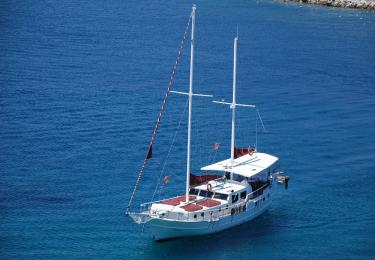 Blue Diamond bodrum rental yachts, blue cruise trips, boat trips,Light Tours Blue Cruise, Gulet Charter, Yacht Charter 2690