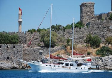 Blue Diamond bodrum rental yachts, blue cruise trips, boat trips,Light Tours Blue Cruise, Gulet Charter, Yacht Charter 2686