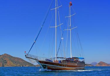 Aleyna 3, fethiye yachting, blue cruise, light tours yacht rental,Light Tours Blue Cruise, Gulet Charter, Yacht Charter,Yachts For Rent 2719